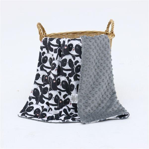 Minky deka