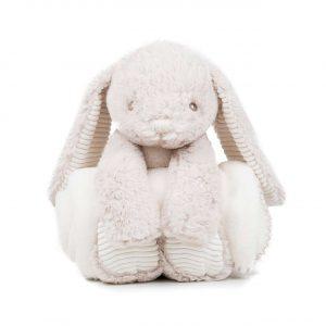 Zajačik s dekou
